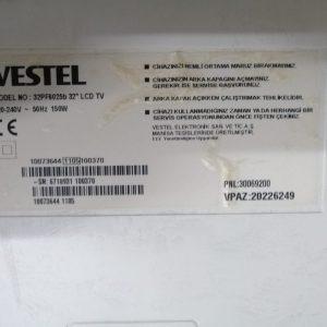 Vestel 32″ Full Hd Lcd Televizyon
